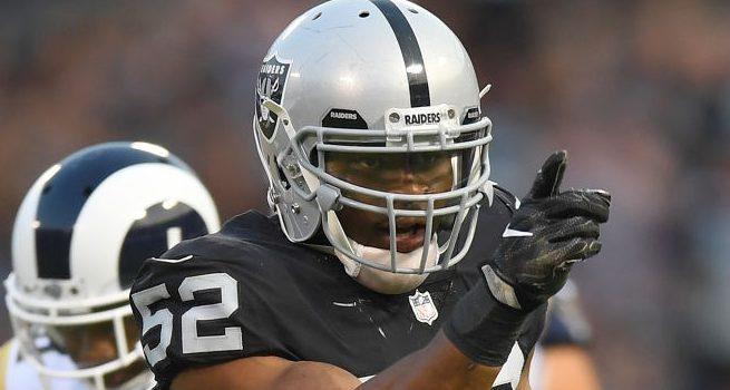 Raiders reportedly not ruling out Khalil Mack trade