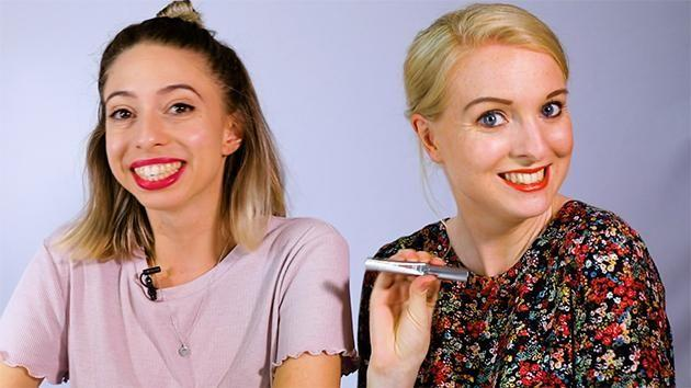 We tried Benefit's new lipsticks and lipliners to see what the hype is about. Photo: Be/Shannon Aldwell