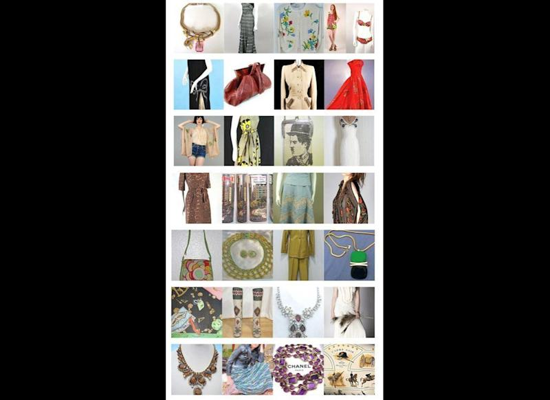 5efbca05bae0 Sundresses   Summer Accessories In This Week s Vintage Clothing Finds