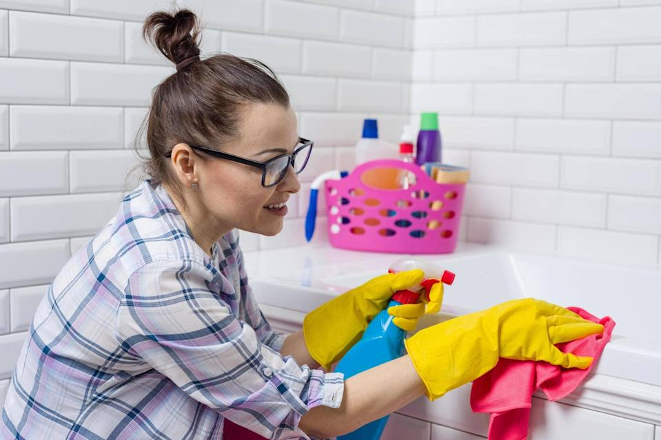 <p>The research found that Brits are becoming more aware of the cleanliness of their homes</p> (Shutterstock)