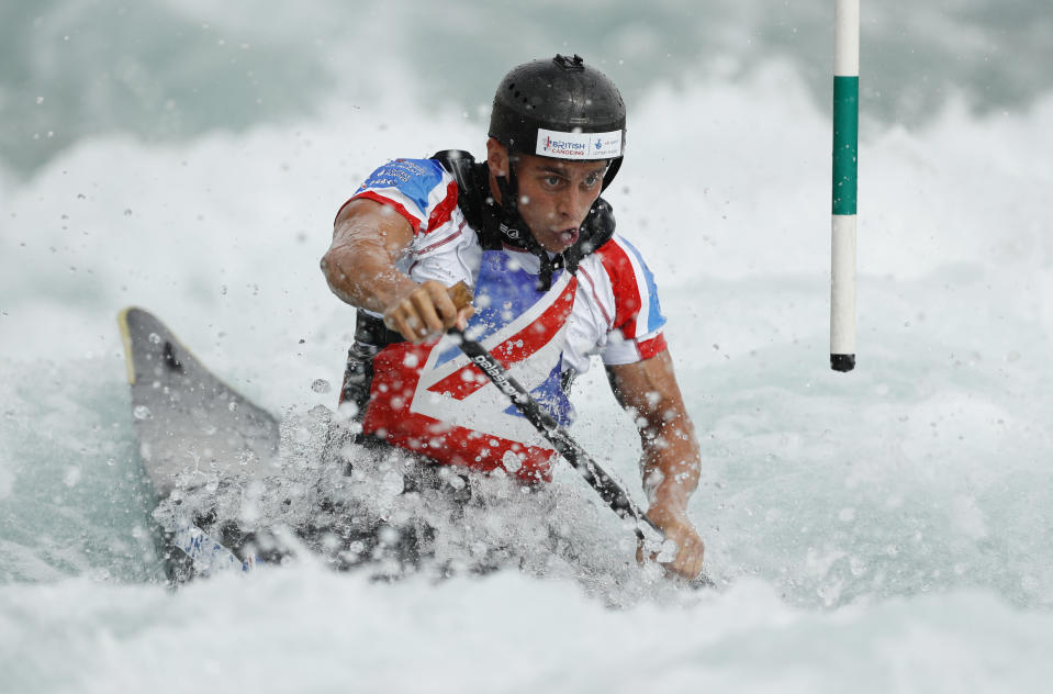 Slalom star Burgess, 28, says the prospect of a behind closed doors Olympics is not inhibiting his excitement