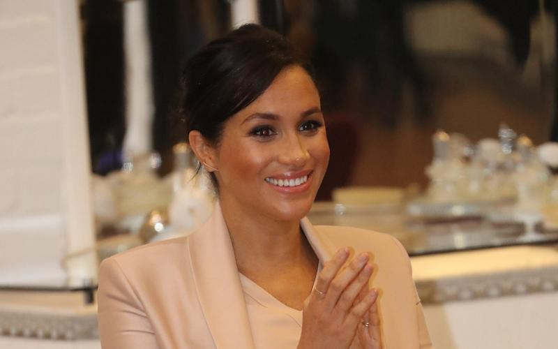 Meghan has made no secret of her desire to get involved in US politics - Jon Bond/News Group Newspapers Ltd