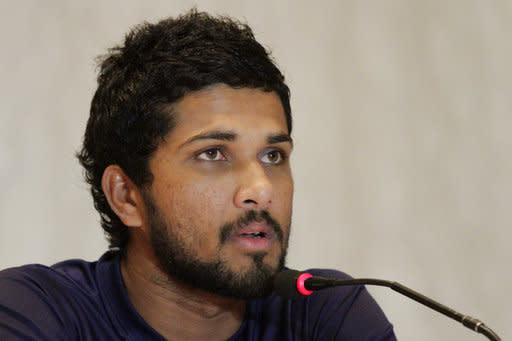 <p>The Sri Lankan skipper Dinesh Chandimal was found involved in a ball-tampering controversy against West Indies. The on-field umpires changed the ball but that didn't go well with Chandimal. He remained in the dugout with his team, delaying the start of the game by almost a session. Chandimal was later found guilty and was banned for the second and third Tests. </p>