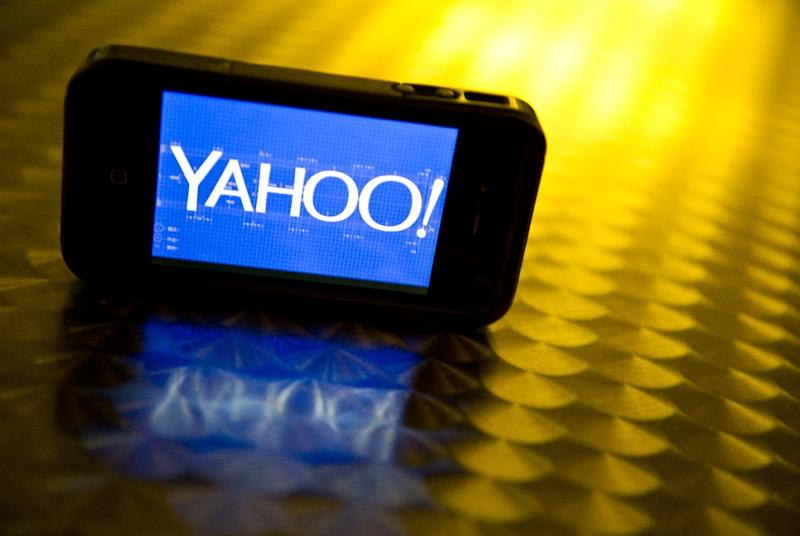 Yahoo's new email application allows users to sign-in without passwords, which have long been lambasted as paltry defense mechanisms by security specialists (AFP Photo/Karen Bleier)