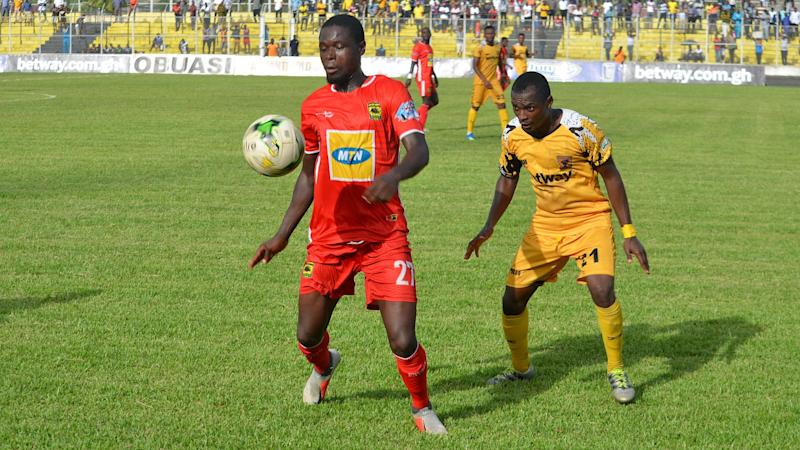 Caf Champions League Asante Kotoko Announce Final Squad For