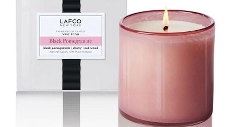 The best gifts for wine lovers 2019: LAFCO New York Wine Room candle