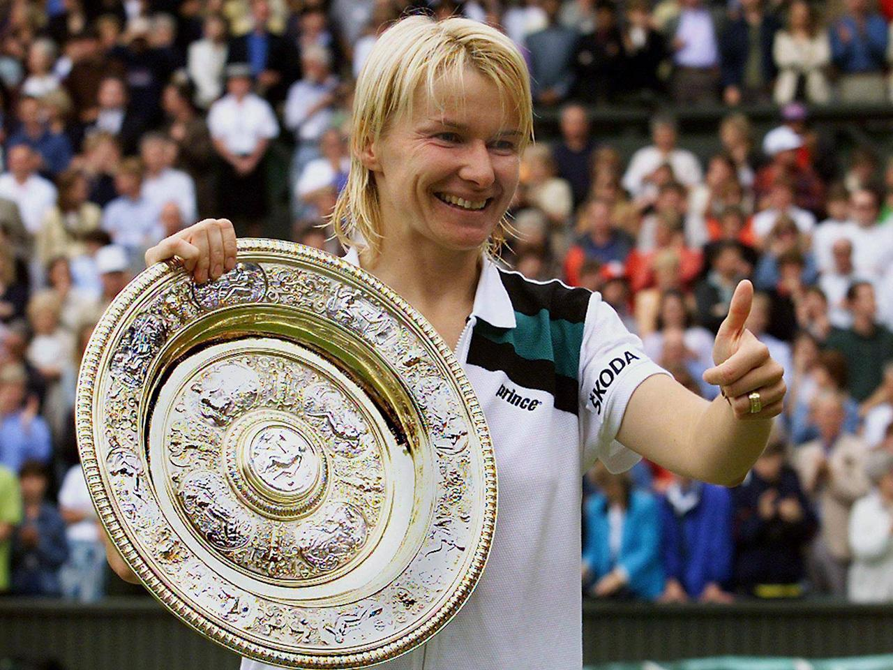 Jana Novotna: Czech tennis player who won Wimbledon in a huge comeback she was never given credit for