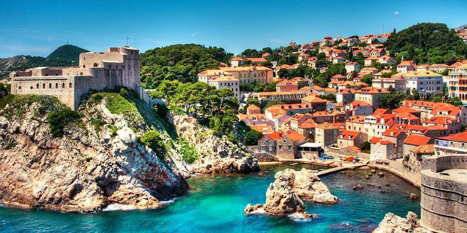 """<p><a href=""""https://www.tripadvisor.com/Tourism-g295371-Dubrovnik_Dubrovnik_Neretva_County_Dalmatia-Vacations.html"""" rel=""""nofollow noopener"""" target=""""_blank"""" data-ylk=""""slk:This medieval walled city"""" class=""""link rapid-noclick-resp"""">This medieval walled city</a> on the Adriatic Sea, with its imposing limestone walls, rock solid ramparts, and terracotta-tiled roofs, easily goes to the top of the pack among the world's most beautiful places.</p><p>Stroll the Stradun (main street) lined with monasteries and museums, and when you need to escape the crowds, drift down a narrow medieval alleyway. You might recognize some of the sights from <em>Game of Thrones</em>, as it doubles for King's Landing (you can even <a href=""""https://www.tripadvisor.com/Attraction_Review-g295371-d9762001-Reviews-Game_of_Thrones_Dubrovnik_Tours-Dubrovnik_Dubrovnik_Neretva_County_Dalmatia.html"""" rel=""""nofollow noopener"""" target=""""_blank"""" data-ylk=""""slk:take a tour"""" class=""""link rapid-noclick-resp"""">take a tour</a> of filming sites). </p>"""