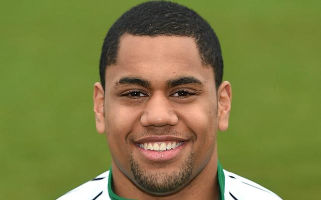 <span>Joe Cokanasiga has earned an England call up for the summer tour of Argentina</span> <span>Credit: Getty Images </span>