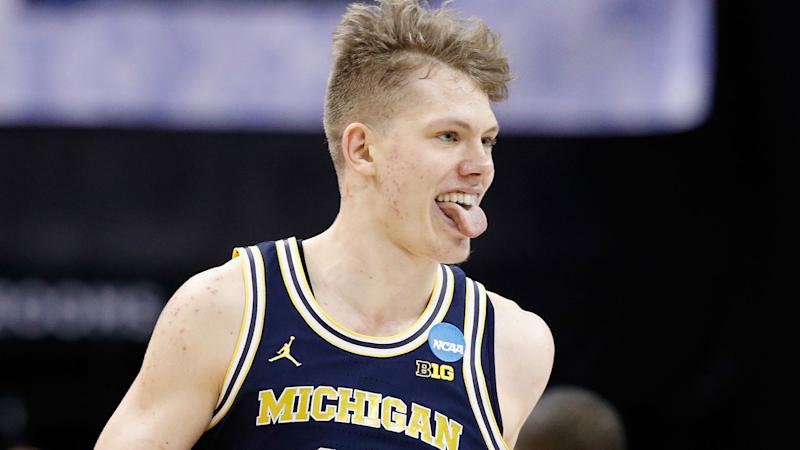 Michigan's Moritz Wagner, D.J. Wilson declare for NBA Draft