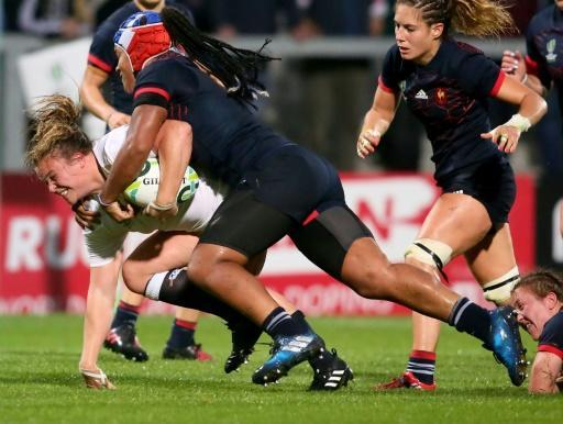 England to face New Zealand in women's Rugby World Cup final