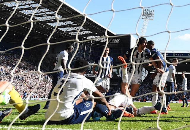 West Brom Fan View: Moore's miracle run could still lead to the greatest of escapes