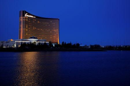 Wynn, MGM discussing potential sale of Encore Boston Harbor