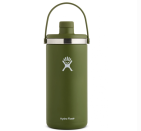 <p>One of the most essential features about the HydroFlask Oasis is that it's stainless steel, which is ideal for preserving the temperature of ice-chilled H20.</p>