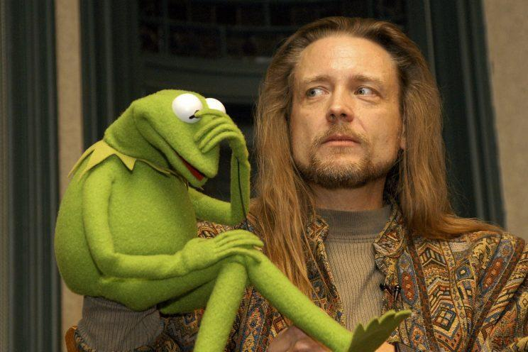 Unacceptable... Muppet Studio has said that they fired Steve Whitmire over 'repeated unacceptable business conduct' - Credit: Getty