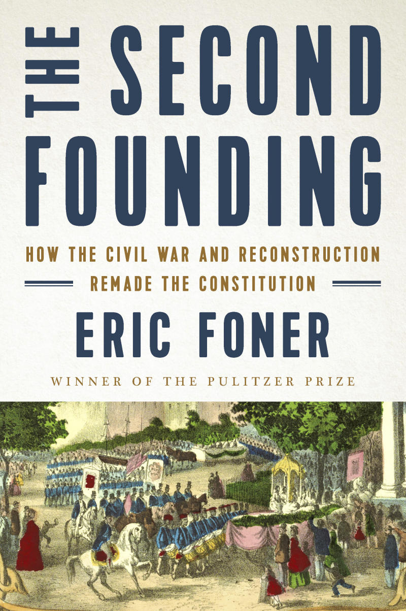 Book Review - The Second Founding