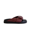 """<p><strong>Neil J. Rodgers</strong></p><p>neiljrodgers.com</p><p><strong>$395.00</strong></p><p><a href=""""https://neiljrodgers.com/collections/arriving-soon-preorder/products/obi-sandal-burgundy?variant=37913700729011"""" rel=""""nofollow noopener"""" target=""""_blank"""" data-ylk=""""slk:Shop Now"""" class=""""link rapid-noclick-resp"""">Shop Now</a></p><p>The perfect rich color.</p>"""