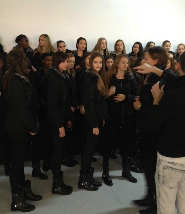 Pasta, Blisters And Justin Bieber? Behind The Scenes At The Elite Model Bootcamp!