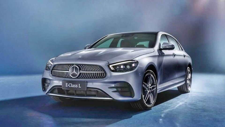 Mercedes-Benz E-Class LWB to debut in India on March 16