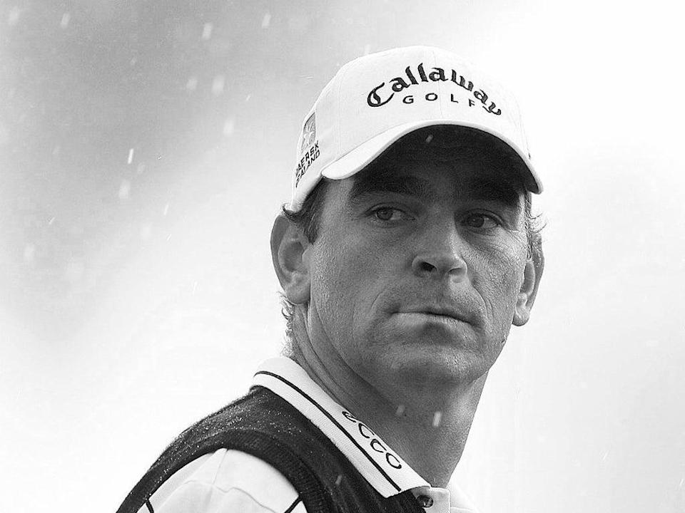 Thomas Bjorn spoke in 2007 of falling out of love with the game (Getty)