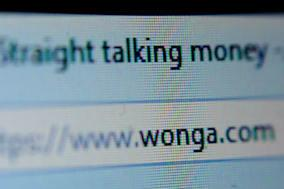 File photo dated 16/12/12 of the website of payday loan company Wonga, as payday loan firm is to start using a new