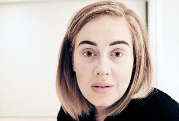 <p><strong>When: Aug. 17, 2016 </strong><br /> Adele simply glows without makeup! (Photo: Instagram) </p>
