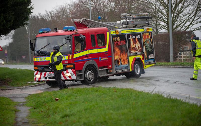 The average response time to 'primary' fires is more than half a minute longer than five years ago - © Andrew Price / View Finder Pi