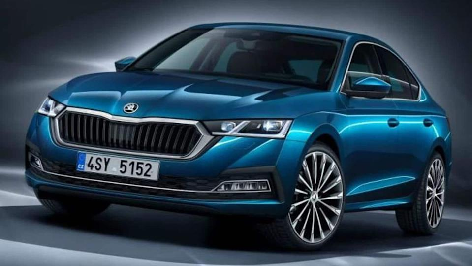 2021 SKODA OCTAVIA to be launched in India by May