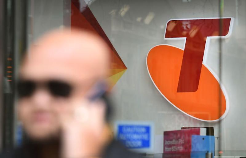 Telstra copped 26 break-ins to its exchange buildings in Sydney. (Source: WILLIAM WEST/AFP/Getty Images)