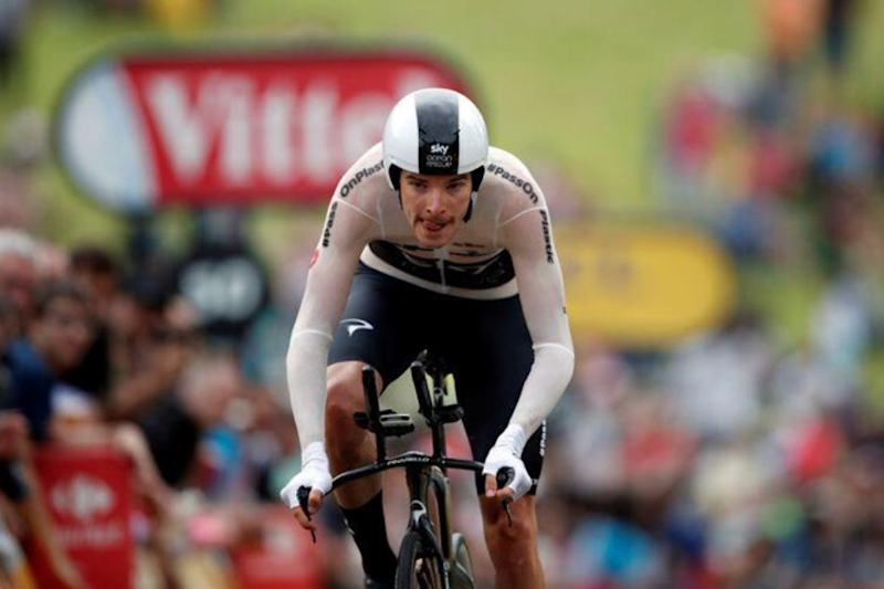 NHS Doctor Gets Replacement Bike from Tour de France Rider