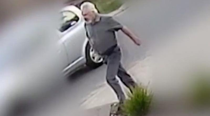 Police would like this man, or anyone who knows him, to come forward. Source: 7 News