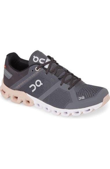 <p>The <span>On Shoes Cloudflow Running Shoe</span> ($140) is made with zero-gravity foam and an 18-cloud cushioning bottom that'll have you feeling like you're waling on clouds.</p>