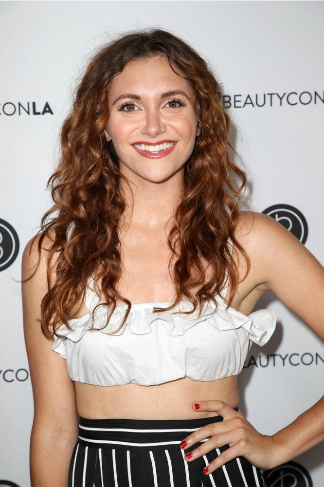 Disney Star Alyson Stoner Shares Romantic Kiss With Her Female Love
