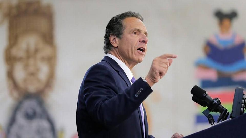 """New York Gov. Andrew Cuomo might want to read his father's 1984 """"Tale of Two Cities"""" speech."""
