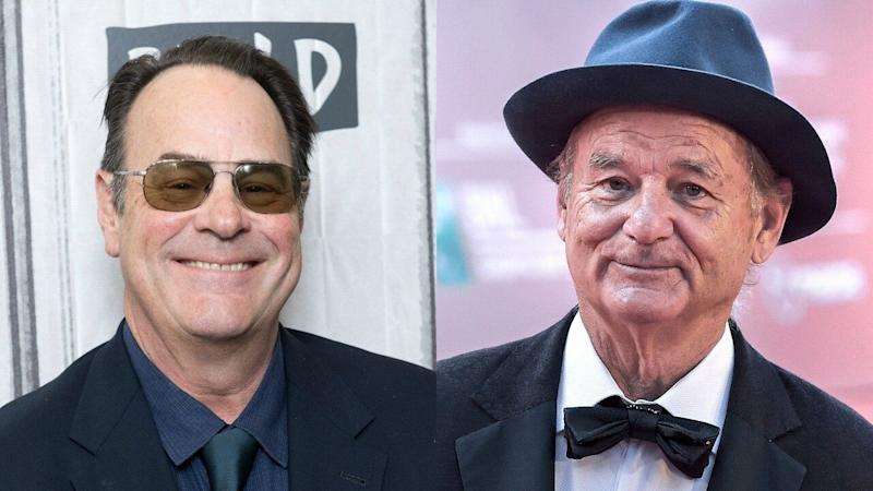 Dan Aykroyd Confirms Bill Murray Will Return for New 'Ghostbusters' Movie