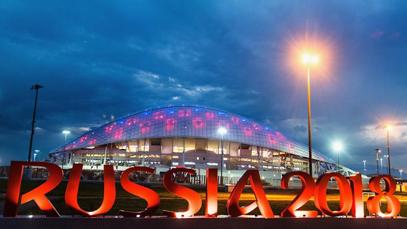 The 2018 World Cup kicks off June 14 in Moscow. (Getty)
