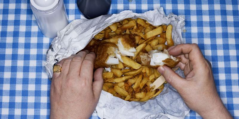 M&S is selling 'chip shop scraps' for £1
