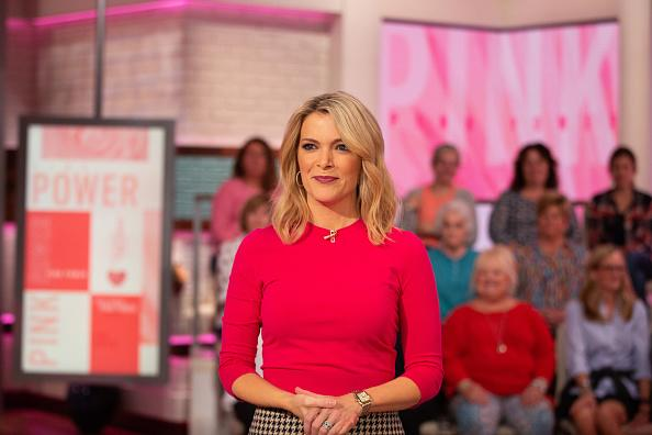 Megyn Kelly ousted from Today Show over blackface comments