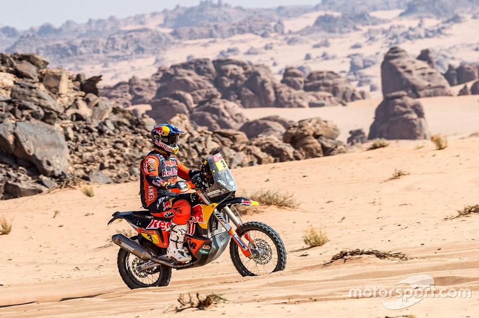 "#3 Red Bull KTM Factory Racing: Toby Price<span class=""copyright"">KTM </span>"