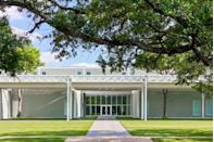 "<p>""Situated in a Houston neighborhood, <a href=""https://www.menil.org/"" rel=""nofollow noopener"" target=""_blank"" data-ylk=""slk:this museum campus"" class=""link rapid-noclick-resp"">this museum campus</a> comprising several buildings and park spaces is one of my favorites places in the South. I particularly love how the architect who designed the main building, Renzo Piano, created a building that sits beautifully among the bungalows surrounding it. Even though all of the architects may not have been from the South, it's apparent they understood and considered the neighborhood and community. As a result, the buildings had a sense of place."" <em>—Barrie Benson</em></p>"