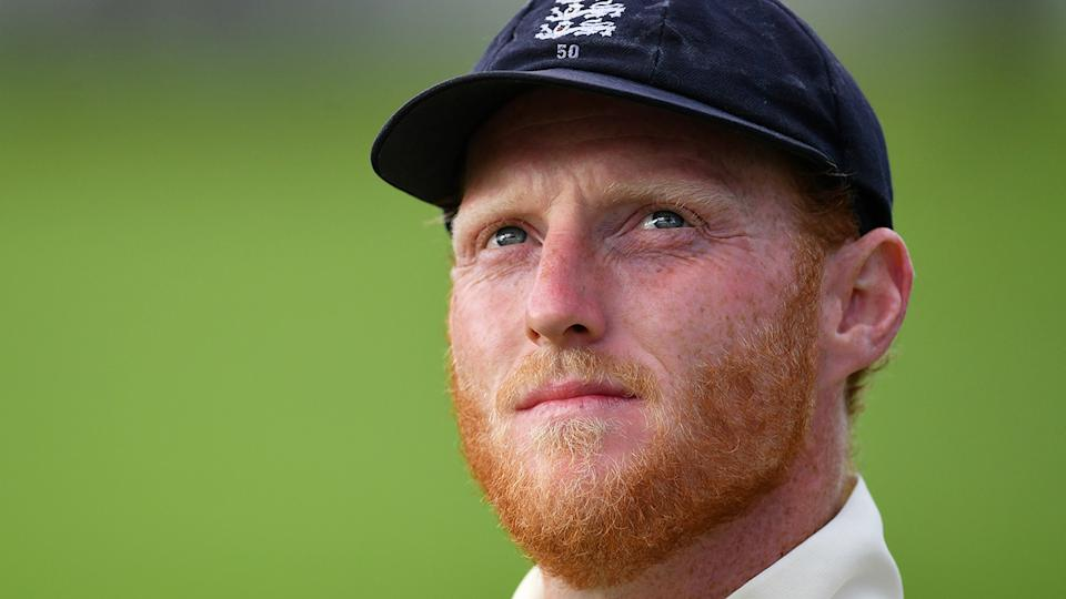 Ben Stokes posted a picture on social media amid his recovery from a fractured finger, raising hopes he could be a last-minute Ashes selection. (Photo by Dan Mullan/Getty Images for ECB)