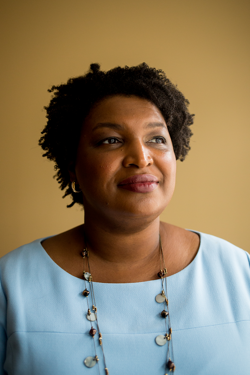 stacey abrams - photo #10