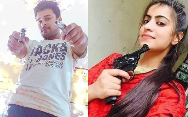 Indubala called Beniwal to her residence and offered him a spiked  drink. Her boyfriend Malik then reportedly shot him and Indubala ran her  car over his dead body to mutilate it.