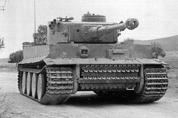 The Panzerkampfwagen Tiger Was Germany S Over Engineered Tank