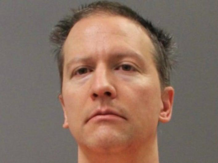 <p>Minnesota Department of Corrections released the mugshot of Derek Chauvin following his transfer to a maximum-security prison</p> (Minnesota Department of Corrections)