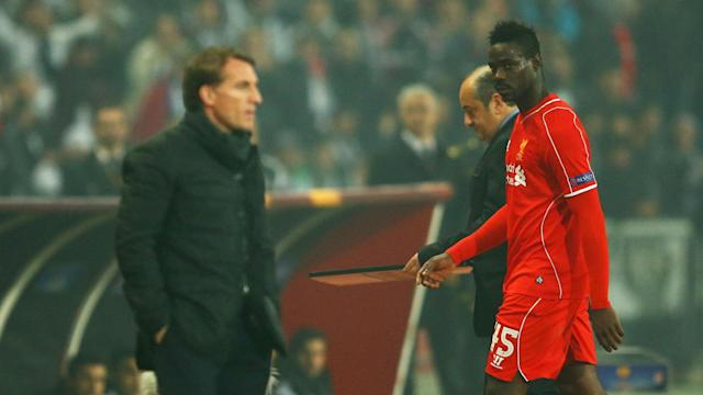 Brendan Rodgers and Mario Balotelli ramped up the sarcasm in assessing one another following their dreadful time together at Liverpool.