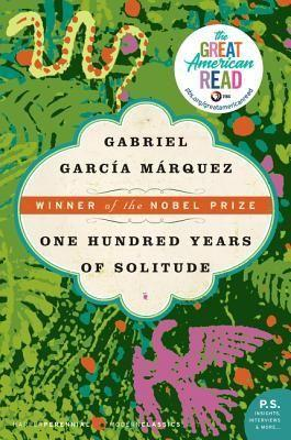"""<p><strong>Gabriel Garcia Marquez</strong></p><p>bookshop.org</p><p><strong>$15.62</strong></p><p><a href=""""https://go.redirectingat.com?id=74968X1596630&url=https%3A%2F%2Fbookshop.org%2Fbooks%2Fone-hundred-years-of-solitude%2F9780060883287&sref=https%3A%2F%2Fwww.goodhousekeeping.com%2Flife%2Fentertainment%2Fg33831936%2Fbooks-by-latinx-authors%2F"""" rel=""""nofollow noopener"""" target=""""_blank"""" data-ylk=""""slk:Shop Now"""" class=""""link rapid-noclick-resp"""">Shop Now</a></p><p>Follow seven generations of Buendías in the growing village of Macondo as its insulated community becomes more and more subject to the politics and corruption of the outside world. This magical book feels like a chronicle of humanity itself, and you'll soon understand why it's a canonical must-read. </p>"""