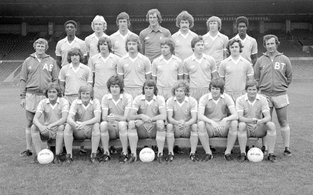 Manchester City FC for 1978/79