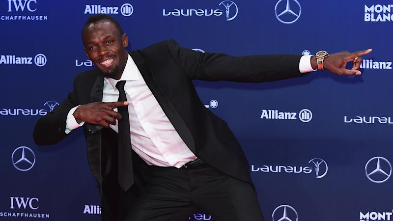 Bolt wins record-equalling fourth Laureus award