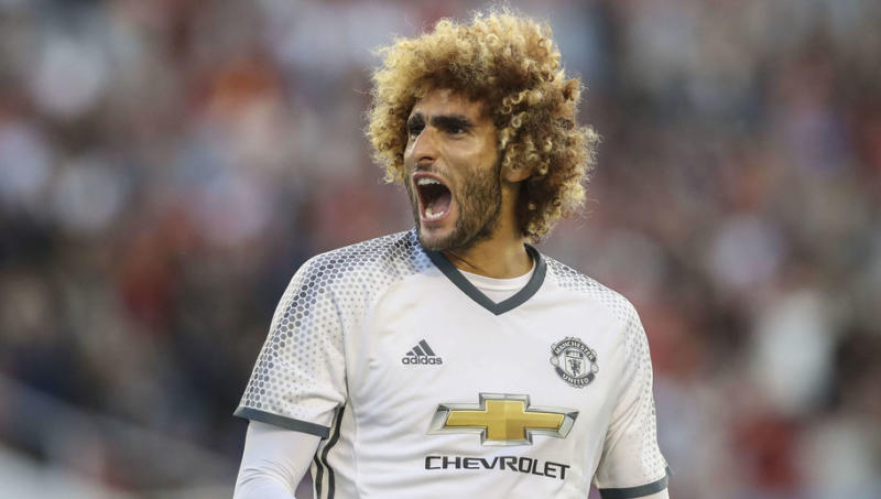 Why Marouane Fellaini Deserves the New Contract Jose Mourinho Wants to Give Him